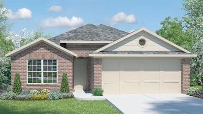 Single Family Home For Sale: 3408 Braun Way
