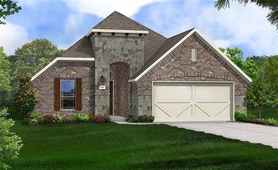 Pflugerville Single Family Home For Sale: 21609 Cupola Vw