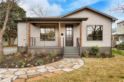 Single Family Home For Sale: 4905 Shoal Creek Blvd
