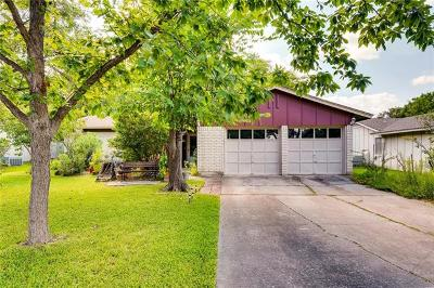 Austin Single Family Home For Sale: 7902 Woodcroft Dr