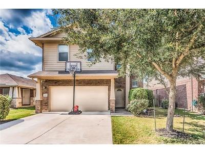 Pflugerville TX Single Family Home Pending - Taking Backups: $223,900