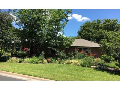 Austin Single Family Home For Sale: 2704 Benbrook Dr