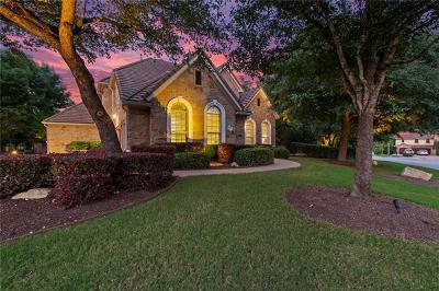 Austin Single Family Home For Sale: 11408 Eagles Glen Dr