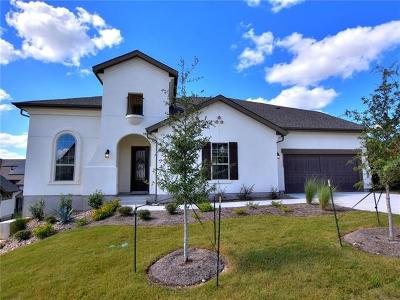 Bee Cave Single Family Home For Sale: 15704 De Fortuna Dr