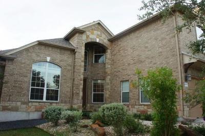 Cedar Park Single Family Home For Sale: 4106 Charbray Ct