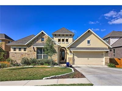 Lago Vista Single Family Home Pending - Taking Backups: 7430 Pace Ravine Dr