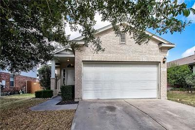 Pflugerville Single Family Home For Sale: 15000 Hyson Xing