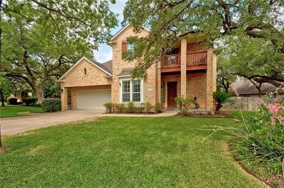 Austin Single Family Home Pending - Taking Backups: 10904 Ariock Ln