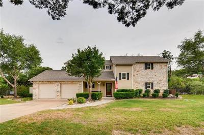 Spicewood Single Family Home For Sale: 2629 Crosswind Dr