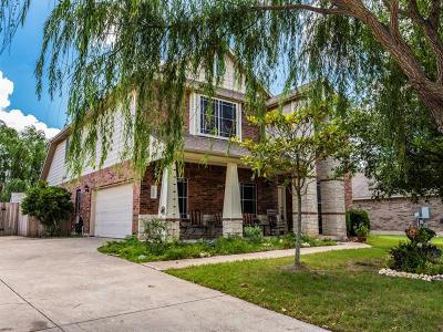 Pflugerville Single Family Home For Sale: 18609 William Anderson Dr
