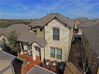 Cedar Park Condo/Townhouse For Sale: 11400 W Parmer Ln #66