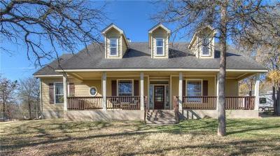 Cedar Creek TX Single Family Home For Sale: $520,000