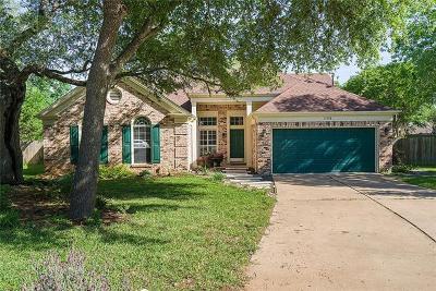 Austin Single Family Home Pending - Taking Backups: 10702 Walebridge Ct