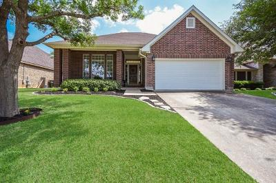 Leander Single Family Home For Sale: 16809 Shipshaw River Dr