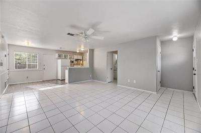 Austin Single Family Home For Sale: 6201 Turtle Dove Dr