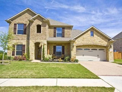 Round Rock Single Family Home Pending - Taking Backups: 2815 Mirasol Dr