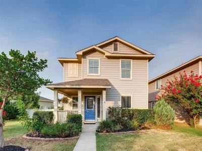 Cedar Park Single Family Home For Sale: 1824 Enchanted Rock Dr