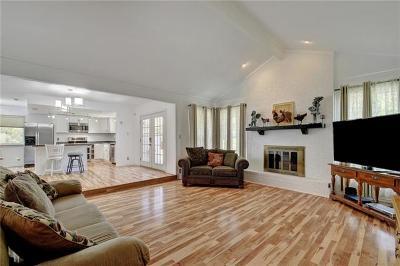 Austin Single Family Home For Sale: 9300 El Rey Blvd