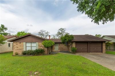 Wimberley Single Family Home For Sale: 35 Palmer Ln