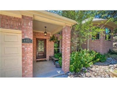 Austin Single Family Home Pending - Taking Backups: 6403 Amberly Pl