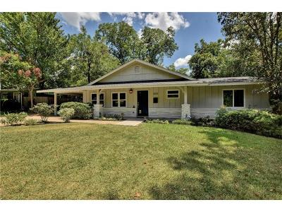Austin Single Family Home Pending - Taking Backups: 6203 Cary Dr