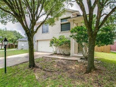 Austin Single Family Home For Sale: 11221 Pardoners Tale Ln