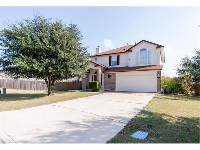 Single Family Home For Sale: 110 Cattail Cv