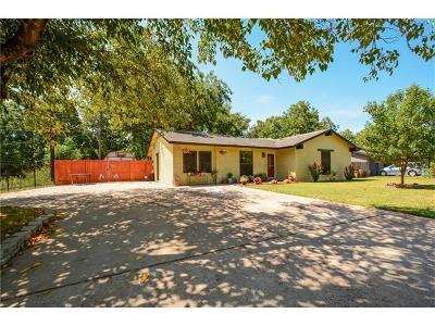 Hays County, Travis County, Williamson County Single Family Home For Sale: 4905 Richmond Ave