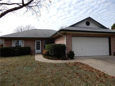 Leander Single Family Home For Sale: 413 Northern Trl