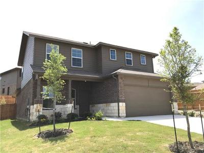 Pflugerville Rental For Rent: 3201 Ortman Dr
