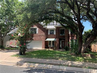Single Family Home For Sale: 8304 Cornerwood Dr