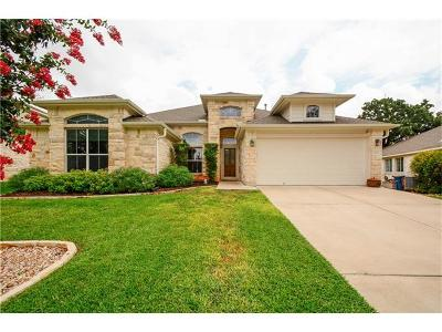 Austin Single Family Home Pending - Taking Backups: 10720 Pratt Ln