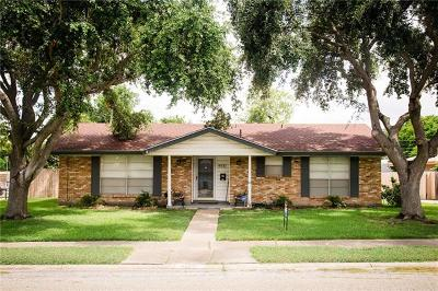 Kinney County, Uvalde County, Medina County, Bexar County, Zavala County, Frio County, Live Oak County, Bee County, San Patricio County, Nueces County, Jim Wells County, Dimmit County, Duval County, Hidalgo County, Cameron County, Willacy County Single Family Home For Sale: 4430 Hannigan