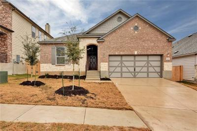 Austin TX Single Family Home For Sale: $289,372