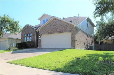 Travis County, Williamson County Single Family Home For Sale: 301 Arrowhead Trl