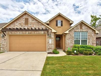 Single Family Home For Sale: 6508 Estana Ln