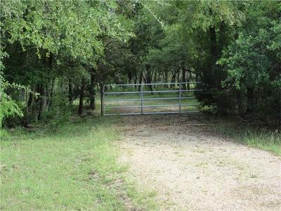 Hays County Residential Lots & Land For Sale: 7000 Water Park Rd