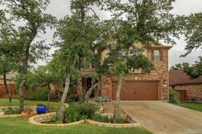 Leander Single Family Home For Sale: 1524 Uhland Dr