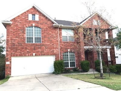 Hays County, Travis County, Williamson County Single Family Home For Sale: 7208 Via Dono Dr