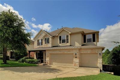 Cedar Park Single Family Home For Sale: 403 Water Oak Dr