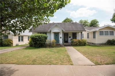 Residential Lots & Land Pending - Taking Backups: 705 Harris Ave