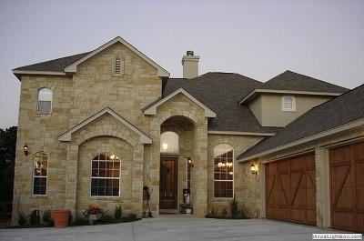 Dripping Springs TX Single Family Home For Sale: $939,000