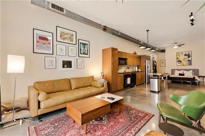 Austin Condo/Townhouse For Sale: 2124 E 6th St #205