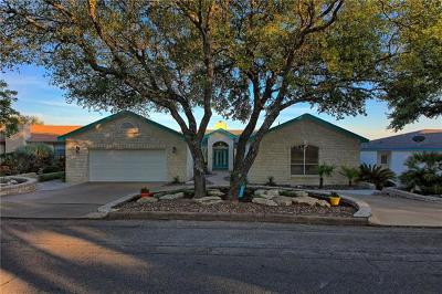 Lago Vista Single Family Home Pending - Taking Backups: 20411 Highland Lake Dr
