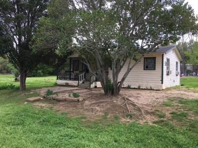 Elgin Single Family Home Pending - Taking Backups: 1999 Old McDade Rd