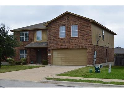 Single Family Home For Sale: 214 Herrera Trl