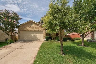 Georgetown Single Family Home For Sale: 1111 Sunny Meadows Loop