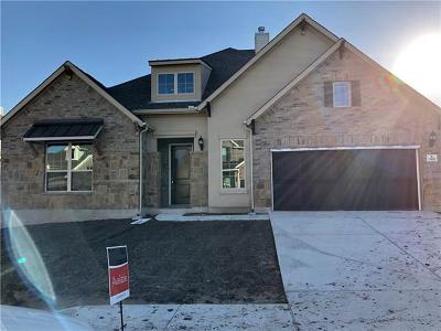 Menard County, Val Verde County, Real County, Bandera County, Gonzales County, Fayette County, Bastrop County, Travis County, Williamson County, Burnet County, Llano County, Mason County, Kerr County, Blanco County, Gillespie County Single Family Home For Sale: 1501 Saddlespur Ln