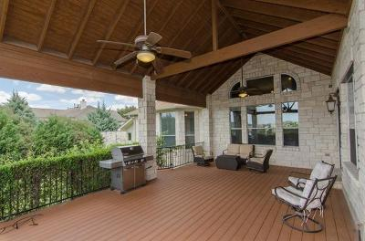 Leander Single Family Home Pending - Taking Backups: 1709 Mira Vis