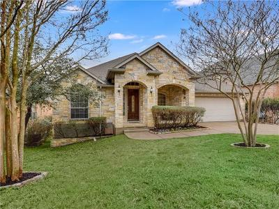 Austin Single Family Home Pending - Taking Backups: 5804 Sunset Rdg